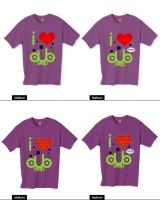 I love Dubstep T shirt by SpecNa