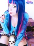 Sweet Stocking Anarchy Cosplay by Shady-Chan
