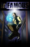Infamous Cole by greytei