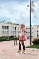 Serah Farron - Cocoon by AriB-Rabbit