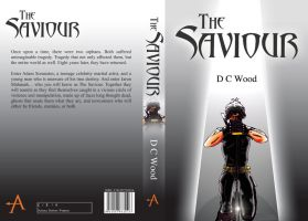 The Saviour - Official Book Cover by MrDCWood