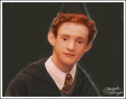 Percy Weasley by aneesah