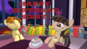 Happy Birthday Sibsy! by ata64