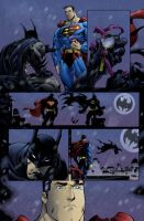 Poor Superman by sacking-jimmy