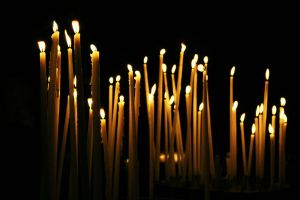 Candles by lottiet123
