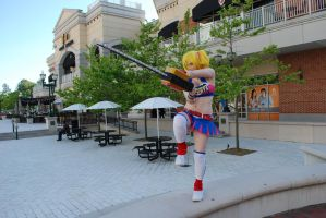 Juliet Starling Cosplay by darklink434