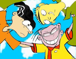 Ed, Edd n Eddy: I got an idea by icyookami