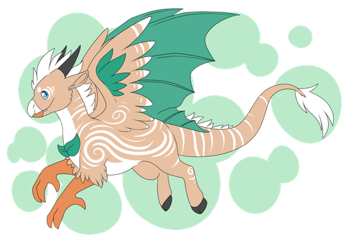[PI] Dragogryph bab (CLOSED) by Aloulore
