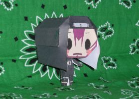 Kankuro Papercraft by HaoLRed