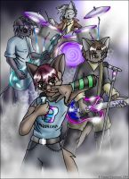 Neon Band by o0NeonCola0o