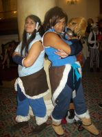 Umicon 2013: The Legend Of: Korra by CronaBaby