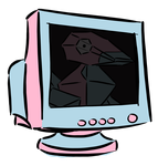 My Porygon Computer by ArchieFirefly