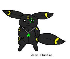 Jazz-Plushie. by disowned-puppy