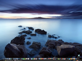 My Current Desktop by quicksilver20