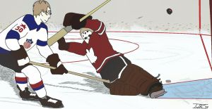 APH: Old Time Hockey by OfficialTHEJudGes