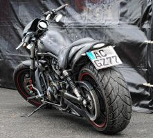 Drag Bike by Partists