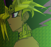 Atem by Marik-fan