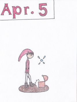 April 5 by Anocard