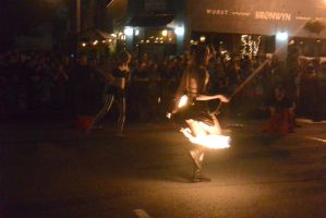 Ignite the Night Fire/Food Fest,Two Fist Flame 2 by Miss-Tbones