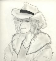 Final Fantasy VIII: Irvine by dragonheart