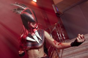 Bloodseeker cosplay dota2 by MrProton
