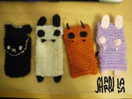 The Cellphone Cases by seadworp
