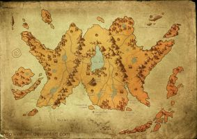 Yay World Map - 2 by emmil