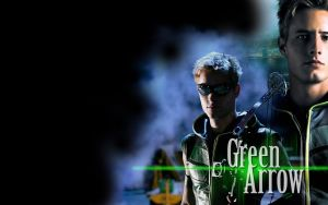 Green Arrow by ellehwho