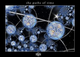 The Paths of Time by GillsDigitalWorld