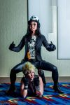 Alice Cooper and Billy Idol 16 by Insane-Pencil