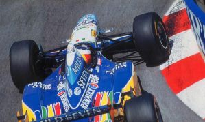 Michael Schumacher (Monaco 1995) by F1-history