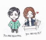 You are Jang Geun Suk by Saku-chan-666