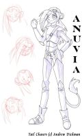 Tail Chasers- Anuvia by anuvia