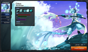 LOl Champ. Orion by Edheloth