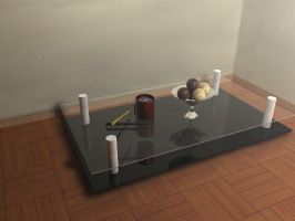 WIP - 3D Table_V2 by Juaozituh