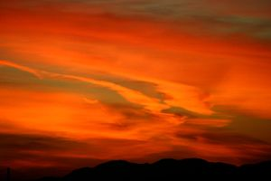 1-18-13 Sunset 12 by Arisingdrew