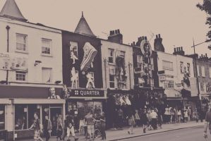 Camden Town by PhotoMushn