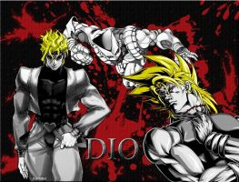Dio Project by megadude234