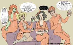 SnowFright: Group Therapy by SnowFright