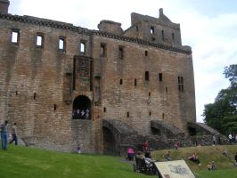 Linlithgow Palace 01 by Axy-stock