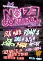 Noize Control Neon Nights by syntex-nz