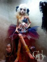Forgotten Doll Ball Jointed AA by cdlitestudio