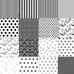 22 Seamless Repeating Patterns for Photoshop by starshinesuckerpunch