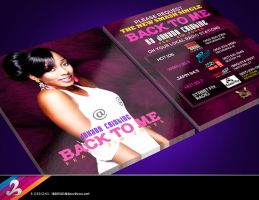 Radio Promotion Flyer by AnotherBcreation