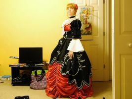 The Golden Witch Beatrice by JavaCosplay