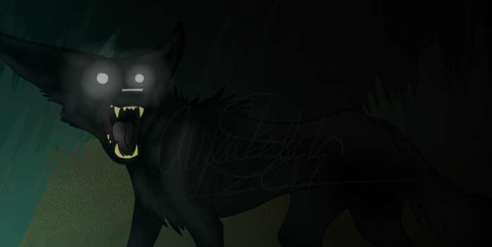 The Black Dog of Lake Erie by AlysaLeeson