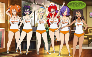 Kisekae Hooters by EzraMorris