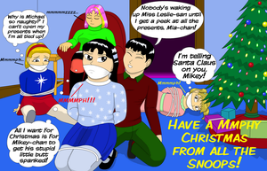 Have Yourself a Mmphy Little Christmas! by MisterMistoffelees