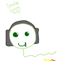 Snake grox gif by Barry-Rose