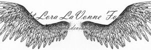 Exstended feather wings tatt 2 by lavonne